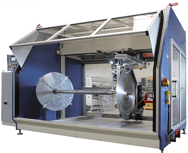 Trennmaschinen Converting Industrie